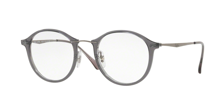 RAY-BAN RX7073 style-color 5620 Shiny Grey