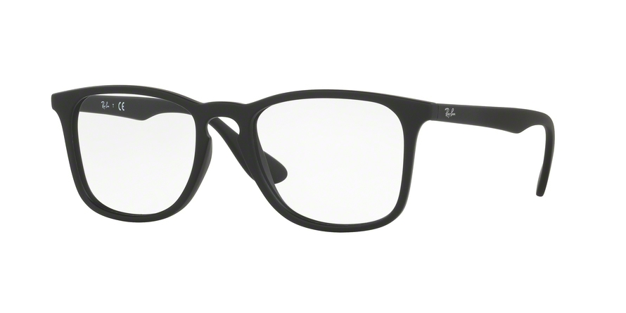 RAY-BAN RX7074 style-color 5364 Rubber Black