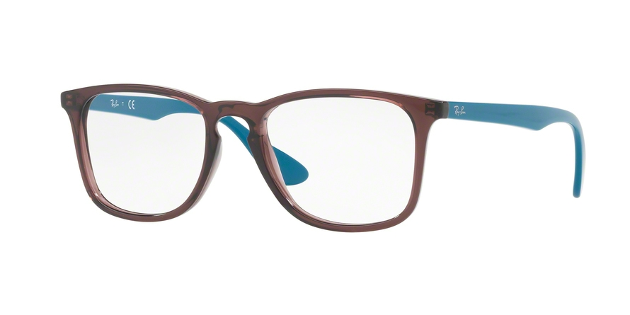 RAY-BAN RX7074 style-color 5735 Opal Brown