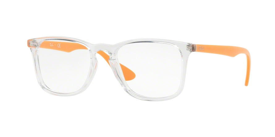 RAY-BAN RX7074 style-color 5736 Trasparent