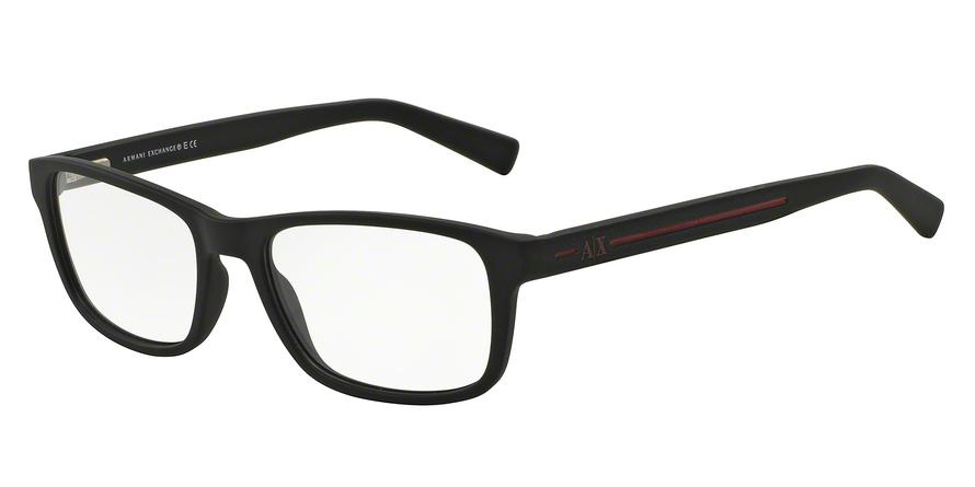 EXCHANGE ARMANI AX3021 style-color 8078 Matte Black
