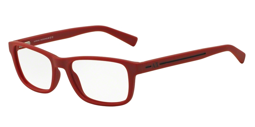 EXCHANGE ARMANI AX3021 style-color 8155 Matte Red