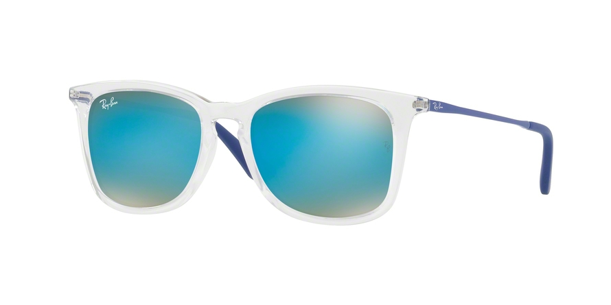 RAY-BAN RJ9063S style-color 7029B7 Trasparent