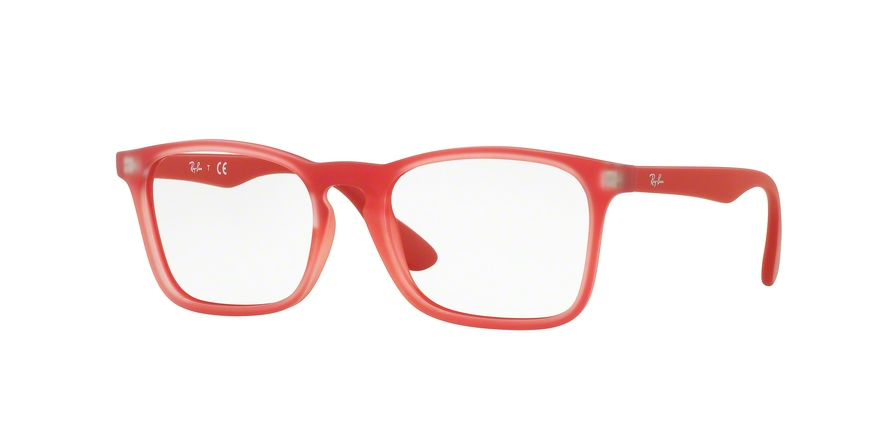 RAY-BAN RY1553 style-color 3669 Rubber Red
