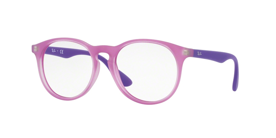 RAY-BAN RY1554 style-color 3672 Rubber Fuxia