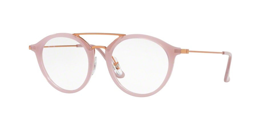 RAY-BAN RX7097 style-color 5726 Trasparent Beige