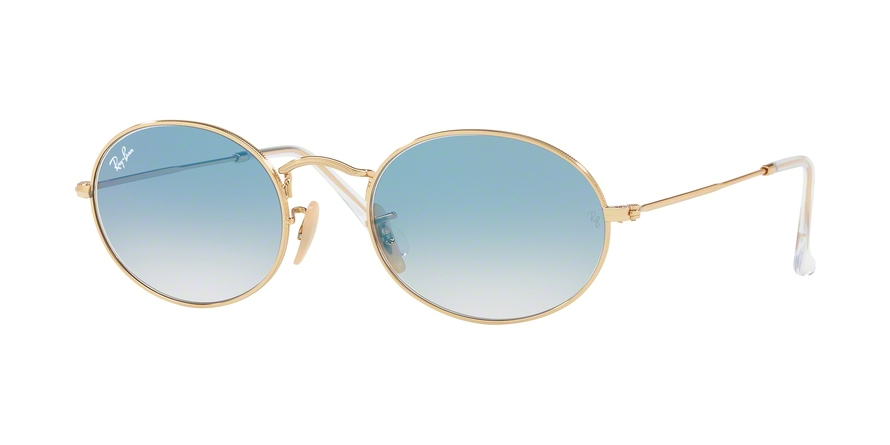 RAY-BAN RB3547N OVAL style-color 001/3F Arista