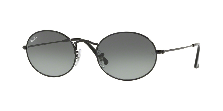RAY-BAN RB3547N OVAL style-color 002/71 Black