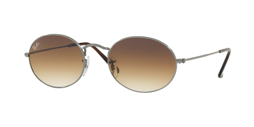 RAY-BAN RB3547N OVAL style-color 004/51 Gunmetal