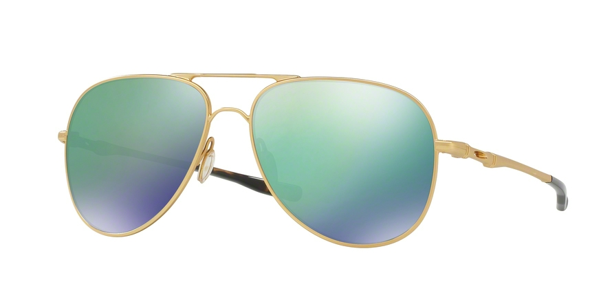 OAKLEY OO4119 ELMONT style-color 411903 Satin Gold