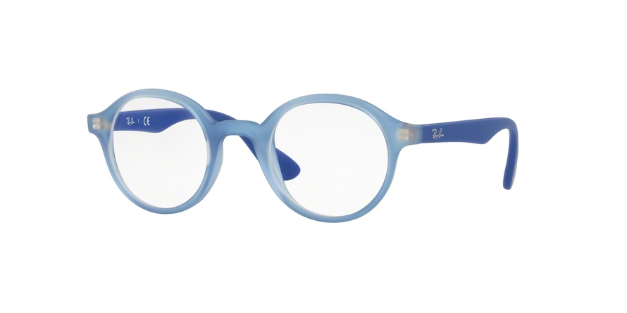 RAY-BAN RY1561 style-color 3668 Rubber Elettric Blue