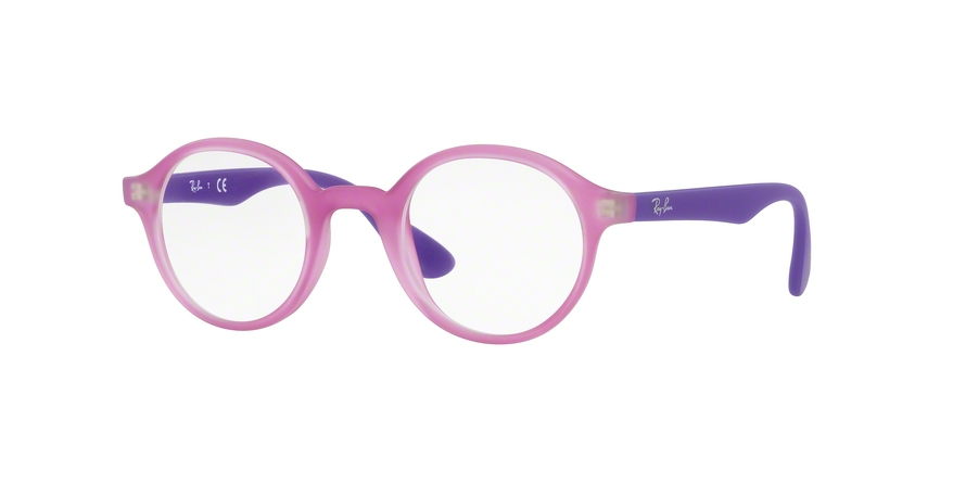 RAY-BAN RY1561 style-color 3672 Rubber Mettallic Fuxia