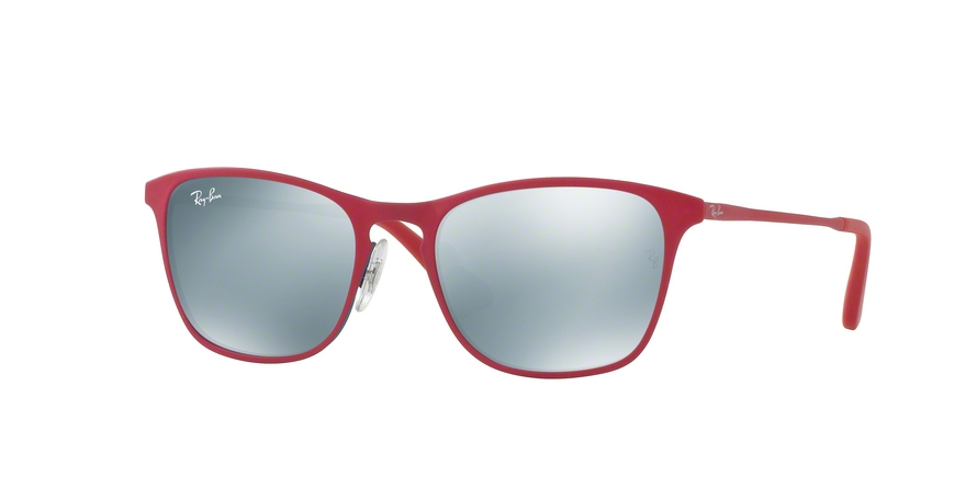 RAY-BAN RJ9539S style-color 256/30 Rubber Fuxia / Torquoise