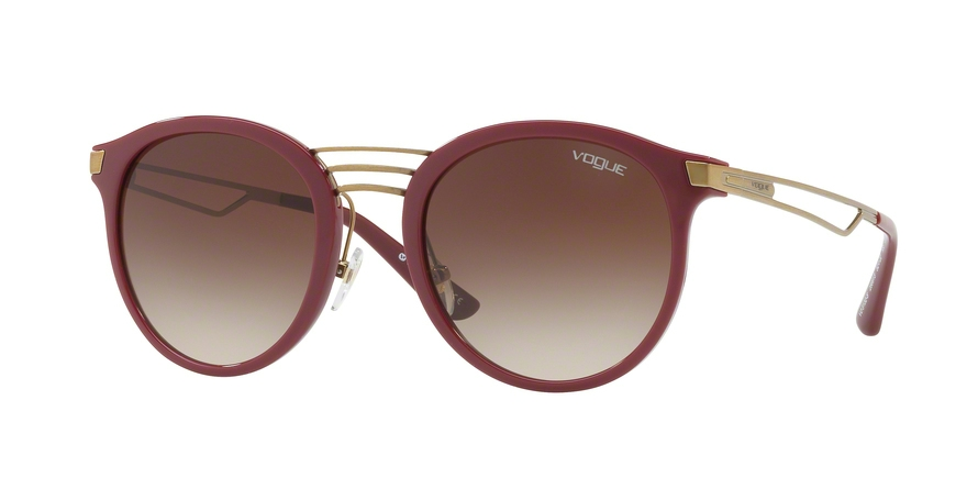 VOGUE VO5132S style-color 256613 Dark Red