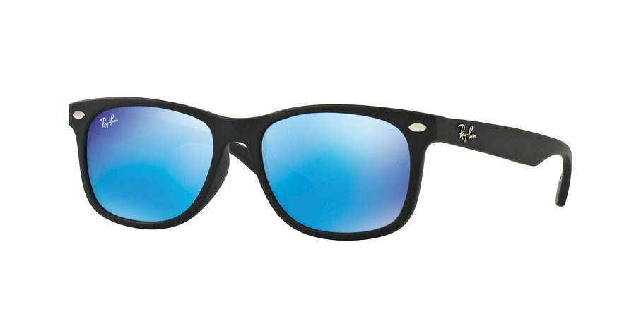 RAY-BAN RJ9052SF RJ9052S ASIAN FIT style-color 100S55 Matte Black