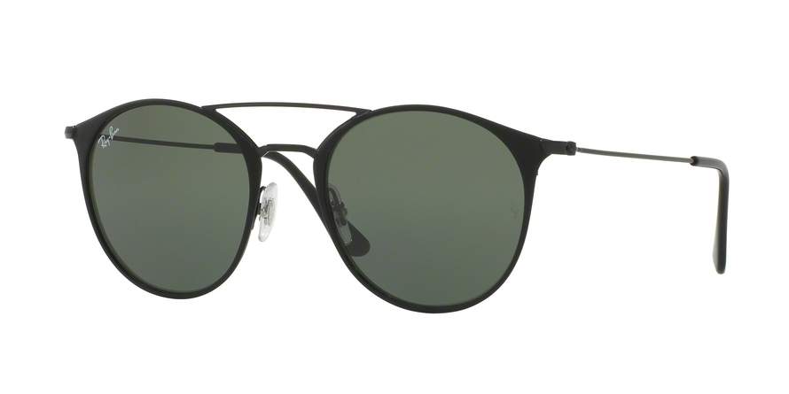 RAY-BAN RB3546 style-color 186 Black Top Matte Black