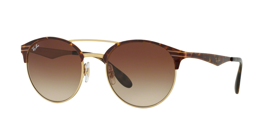 RAY-BAN RB3545 style-color 900813 Gold / Top Havana