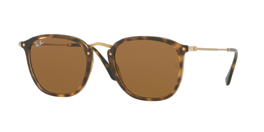 RAY-BAN RB2448N style-color 710 Light Havana