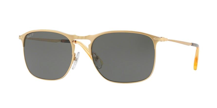 PERSOL PO7359S style-color 106958 Matte Gold / Gold