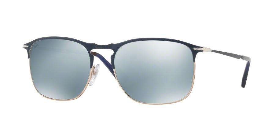 PERSOL PO7359S style-color 107330 Blue / Bronze