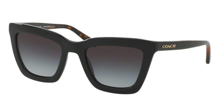 COACH HC8203 L1630 style-color 544211 Black /  Black Tortoise