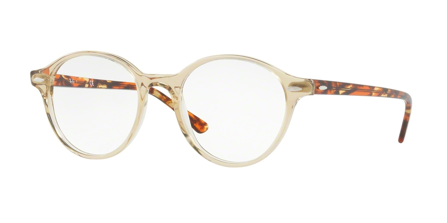 RAY-BAN RX7118 DEAN style-color 8021 Trasparent Yellow