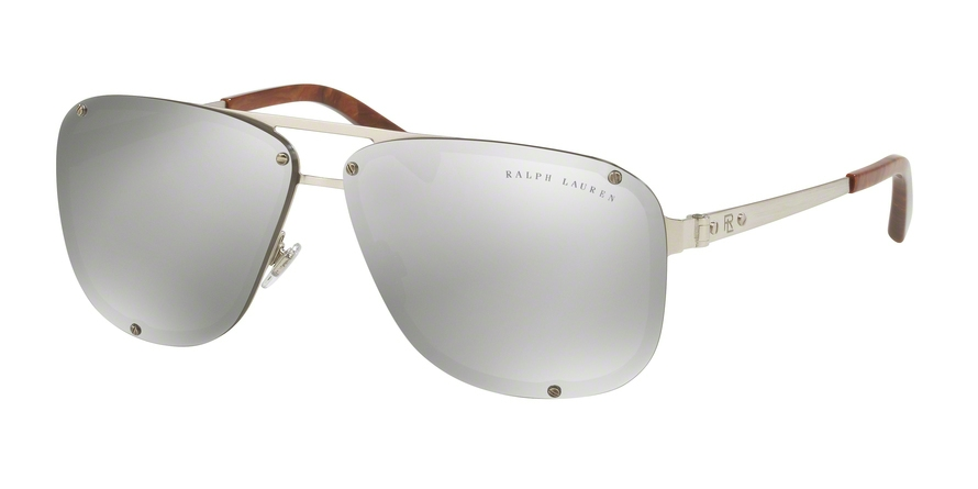 RALPH LAUREN RL7055 style-color 90306G Brushed Silver
