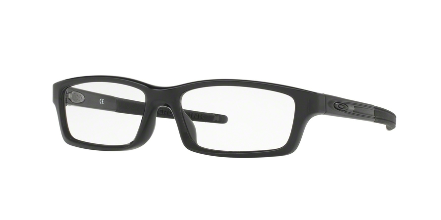 OAKLEY CROSSLINK YOUTH (A) OX8111 ASIAN FIT style-color 811101 Polished Black Ink