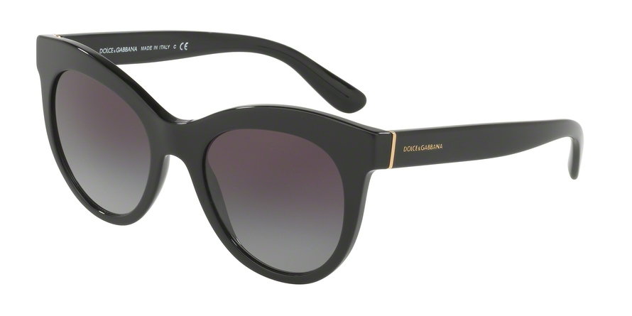 DOLCE & GABBANA DG4311 style-color 501/8G Black