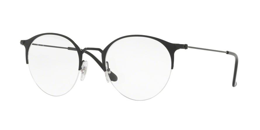 RAY-BAN RX3578V style-color 2904 Black / Matte Black