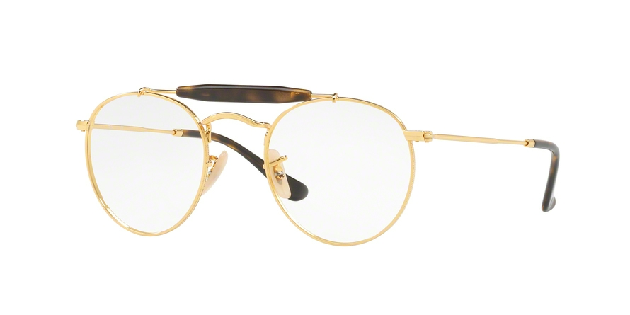 RAY-BAN RX3747V style-color 2500 Gold