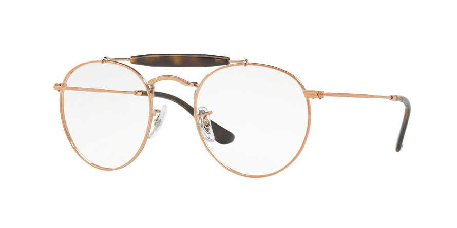 RAY-BAN RX3747V style-color 2943 Shiny Copper