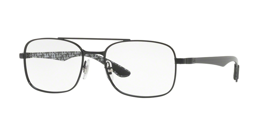 RAY-BAN RX8417 style-color 2760 Demigloss Black