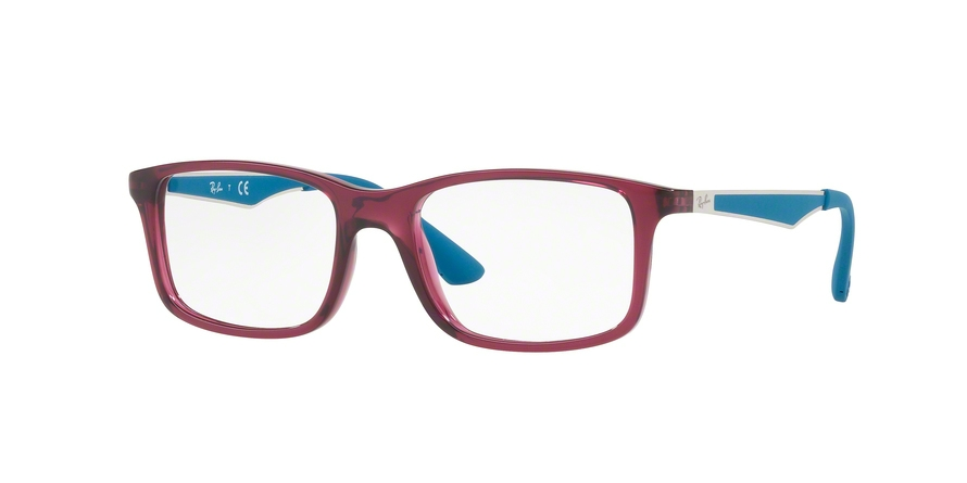 RAY-BAN RY1570 style-color 3722 Trasparent Fuxia
