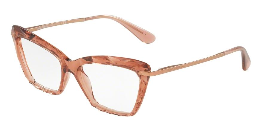DOLCE & GABBANA DG5025 style-color 3148 Transparente Pink
