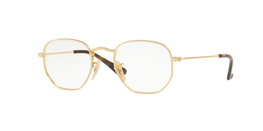 RAY-BAN RY9541V JUNIOR HEXAGONAL style-color 4051 Gold