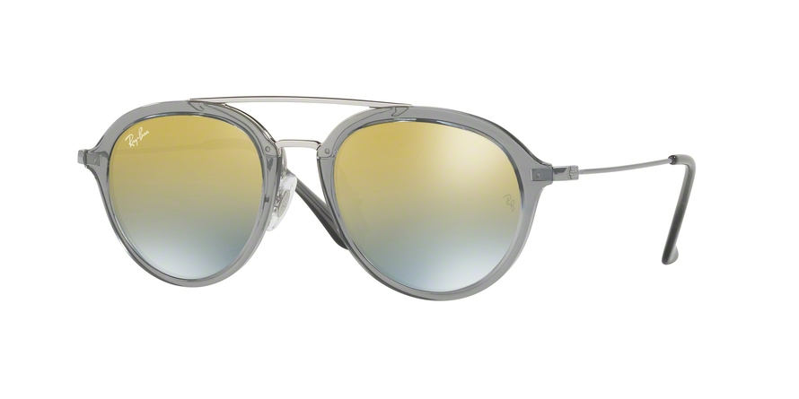 RAY-BAN RJ9065S style-color 7038A7 Trasparent Grey