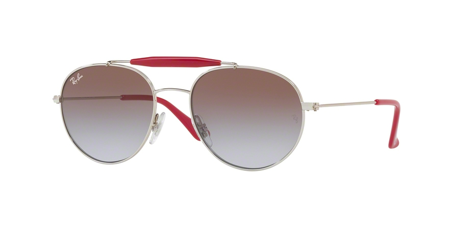 RAY-BAN RJ9542S style-color 266/68 Silver