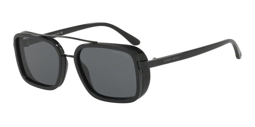 GIORGIO ARMANI AR6063 style-color 300187 Black