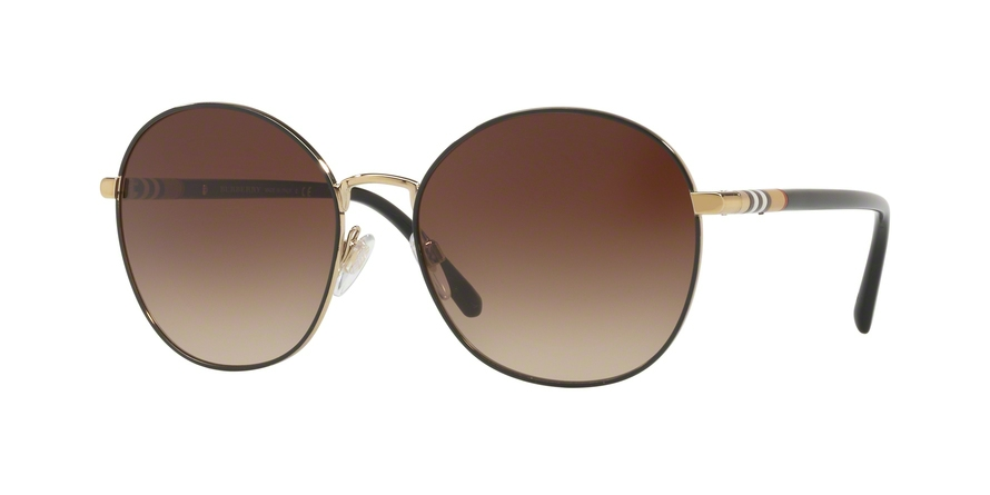 BURBERRY BE3094 style-color 114513 Light Gold