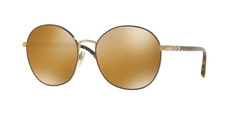 BURBERRY BE3094 style-color 11452O Light Gold