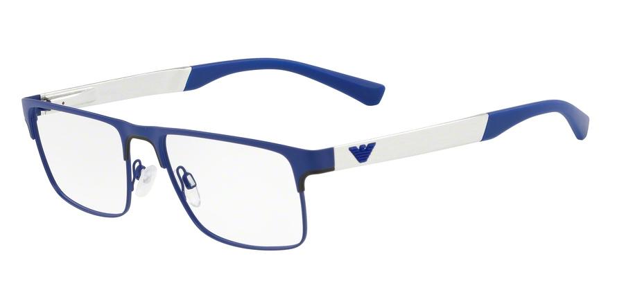 EMPORIO ARMANI EA1075 style-color 3229 Matte Electric Blue