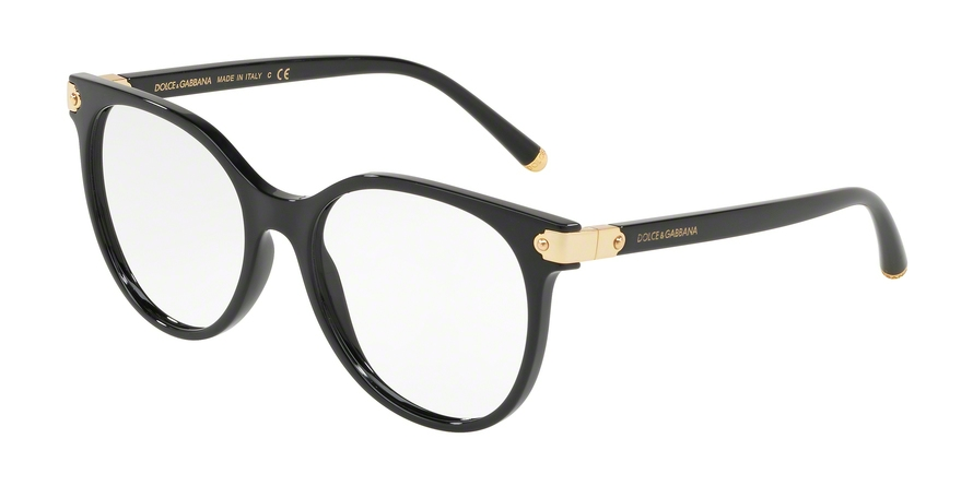 DOLCE & GABBANA DG5032 style-color 501 Black