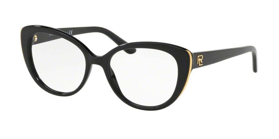 RALPH LAUREN RL6172 style-color 5001 Black