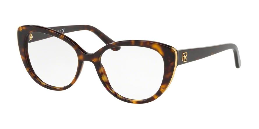 RALPH LAUREN RL6172 style-color 5003 Dark Havana