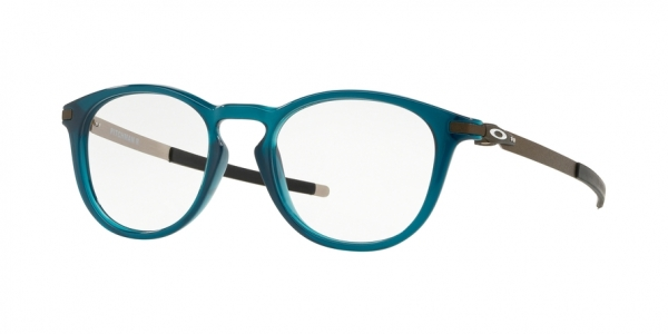 OAKLEY PITCHMAN R OX8105 style-color 810508 Aurora Blue