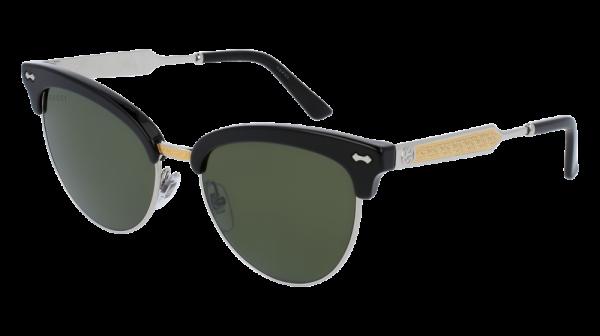 GUCCI GG0055S style-color Black 001