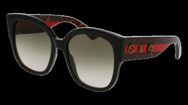 GUCCI GG0059S style-color Black 001