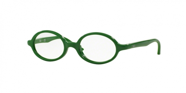 RAY-BAN RY1545 style-color 3636 Green ON Rubber Green