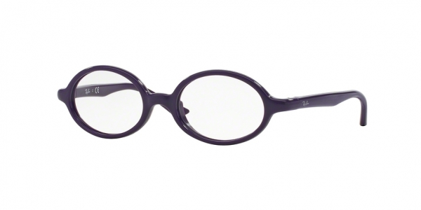 RAY-BAN RY1545 style-color 3639 Violet ON Rubber Violet